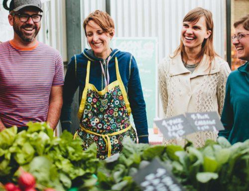 Loon Organics CSA:  Juggling Family, Work Team and Farming