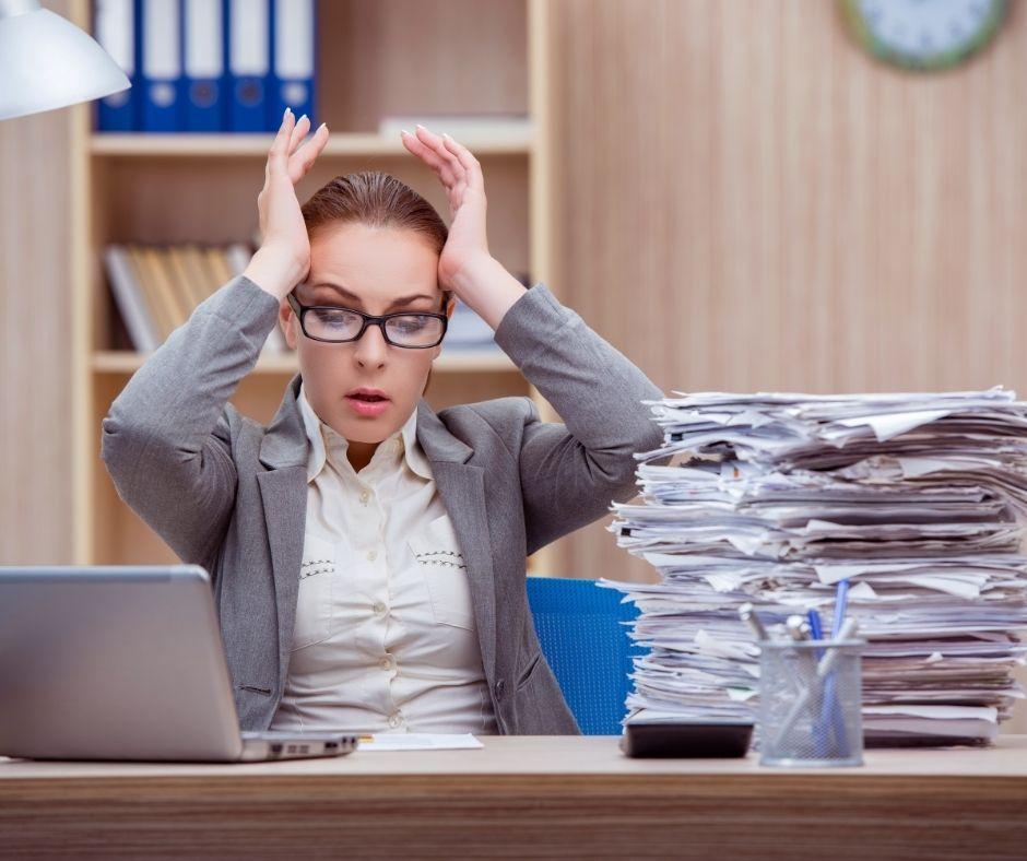 Tpxic boss or work environment