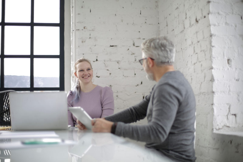 Career coaching to achieve goals