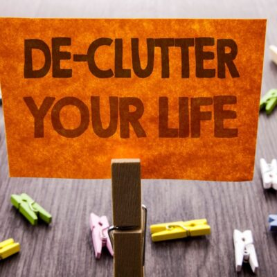 coaching to clear clutter so you achieve career goals