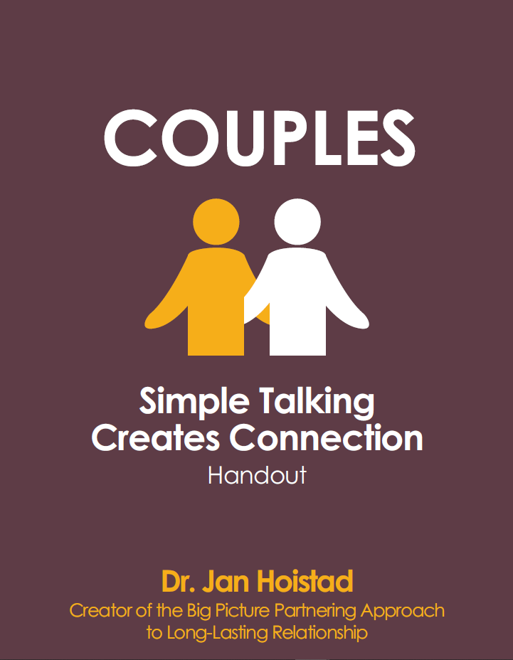 Simple Talking Creates Connection