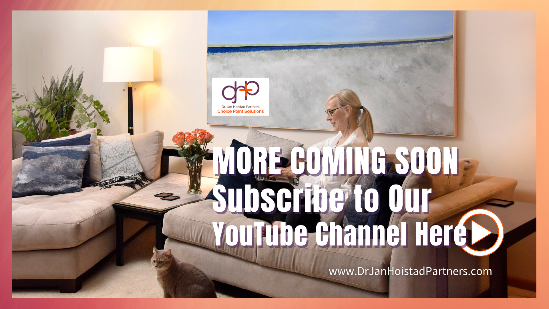 Subscribe to Dr. Jan Hoistad's YouTube Channel