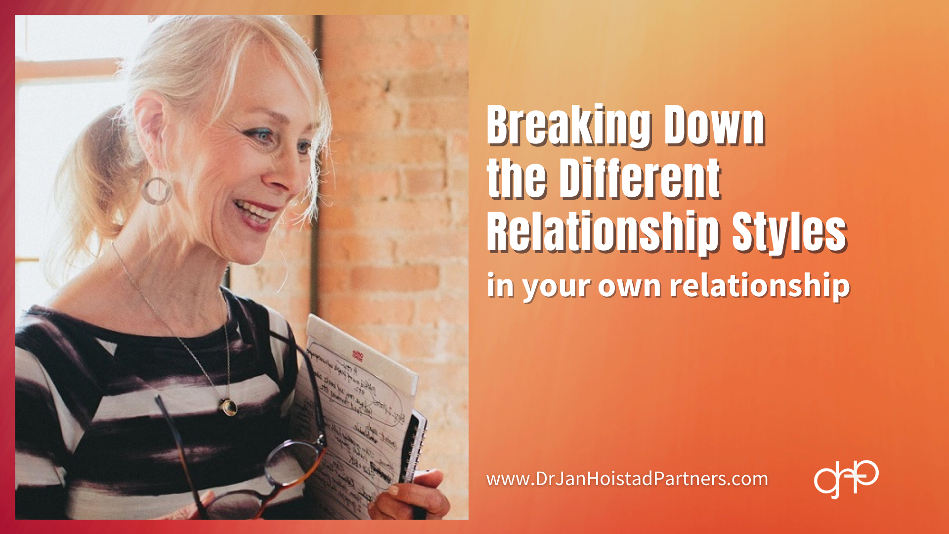 Clarifying Your Relationship - Video with Dr. Jan