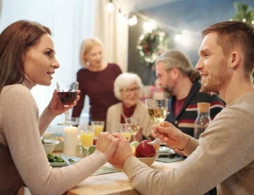 Like Carolyn and John—To Have Happy Holidays—Put Your Relationship First
