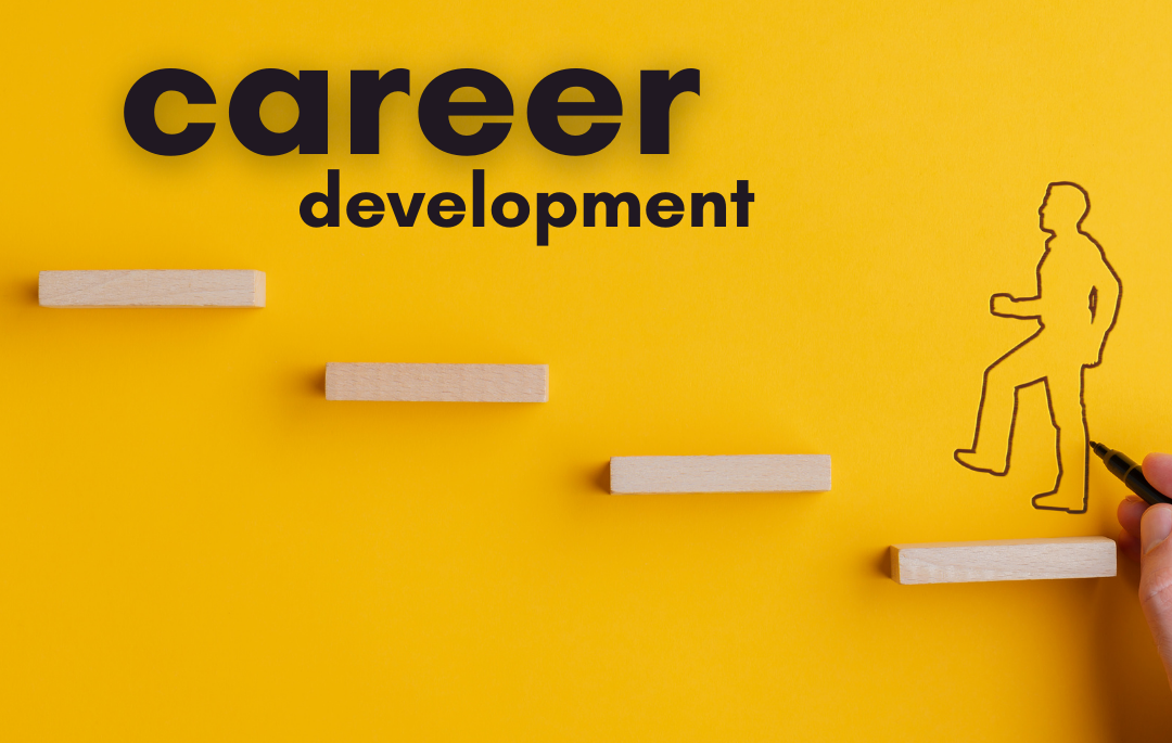 career development - one step at a time