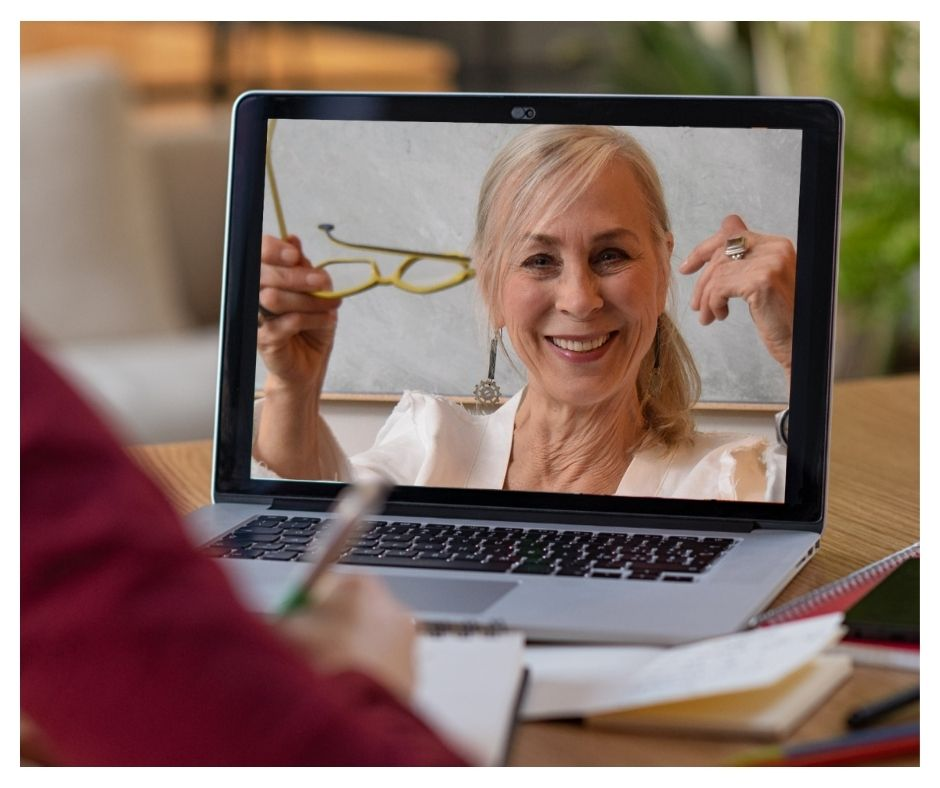 virtual complimentary coaching discovery call