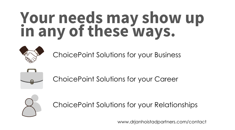 Three Ways to Integrate ChoicePoint Solutions