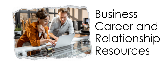 business, career, and relationship resources