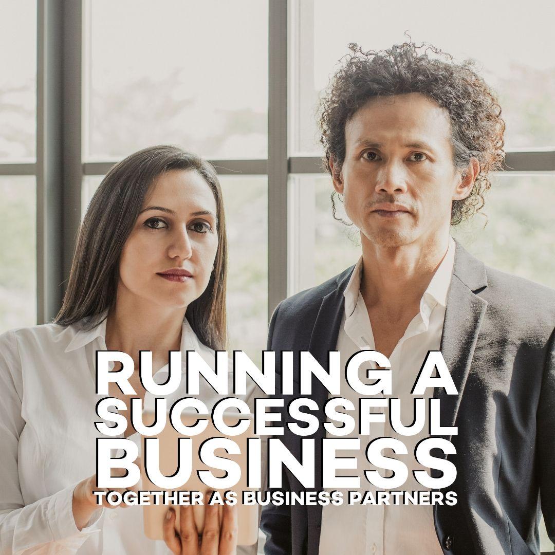 business partner coaching to achieve success