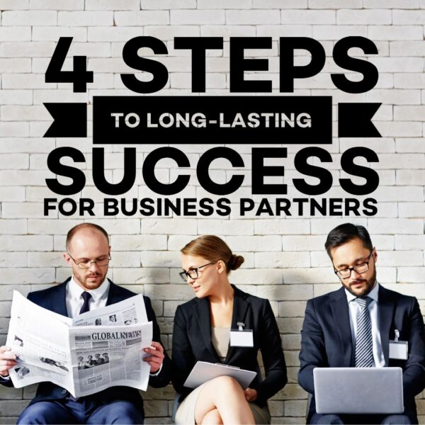 4 Steps to Successful Business Partnerships